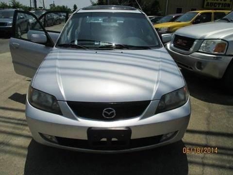 2003 Mazda Protege for sale at FPAA in Fredericksburg VA
