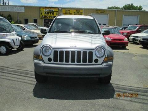2005 Jeep Liberty for sale at FPAA in Fredericksburg VA