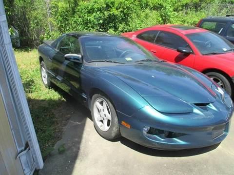 1998 Pontiac Firebird for sale in Fredericksburg, VA