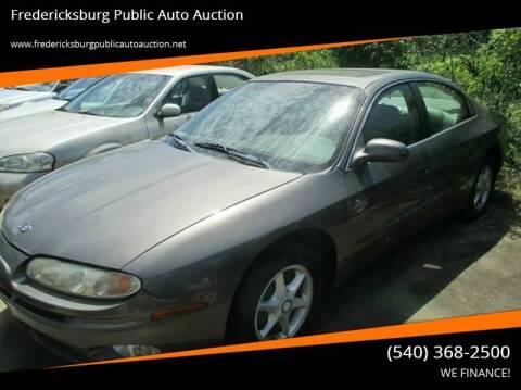 2001 Oldsmobile Aurora for sale at FPAA in Fredericksburg VA