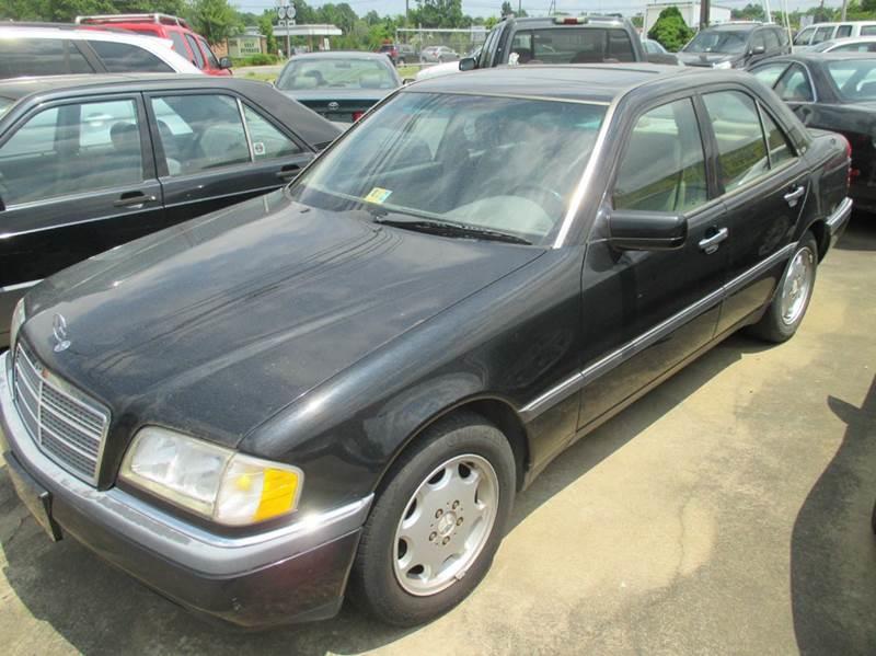 1997 Mercedes Benz C Class For Sale At Fredericksburg Public Auto Auction  In Fredericksburg