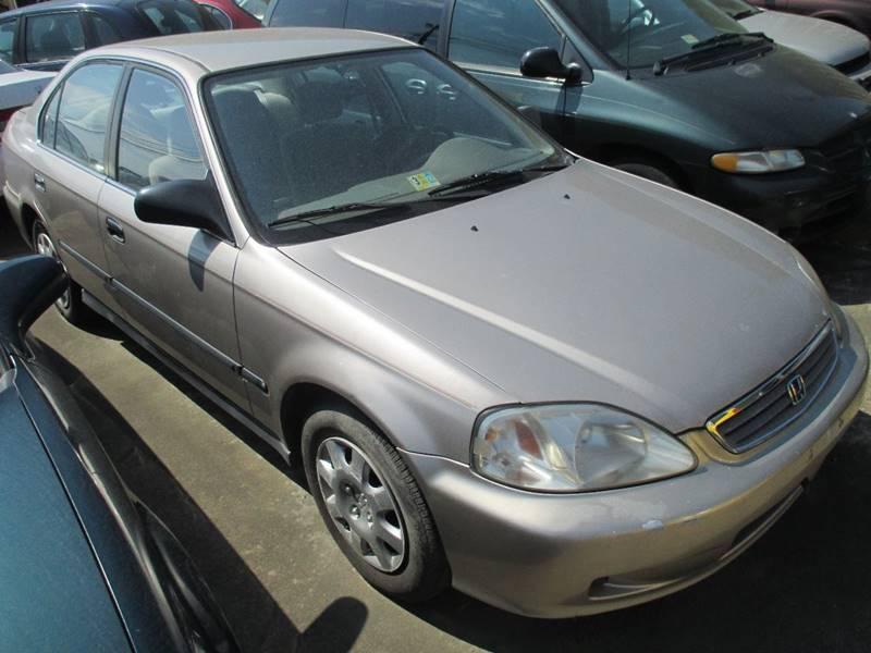 Wonderful 2000 Honda Civic LX