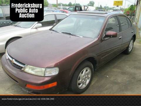 used 1998 nissan maxima for sale in pennsylvania carsforsale com used 1998 nissan maxima for sale in