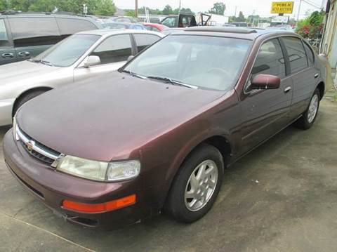 1998 Nissan Maxima for sale in Fredericksburg, VA