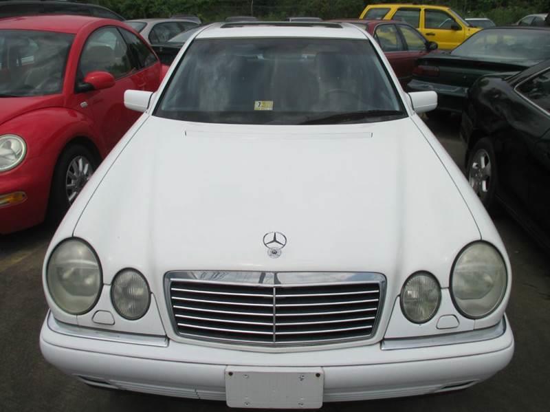 1999 mercedes benz e class in fredericksburg va for Mercedes benz fredericksburg va