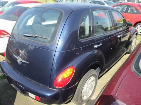 2005 Chrysler PT Cruiser for sale at FPAA in Fredericksburg VA