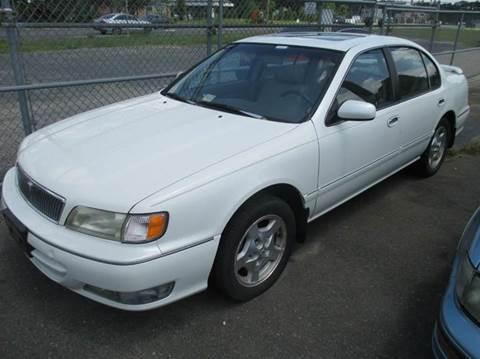 1999 Infiniti I30 for sale at FPAA in Fredericksburg VA