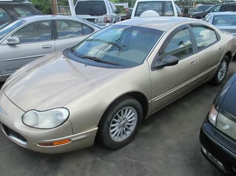 1999 Chrysler Concorde for sale at FPAA in Fredericksburg VA