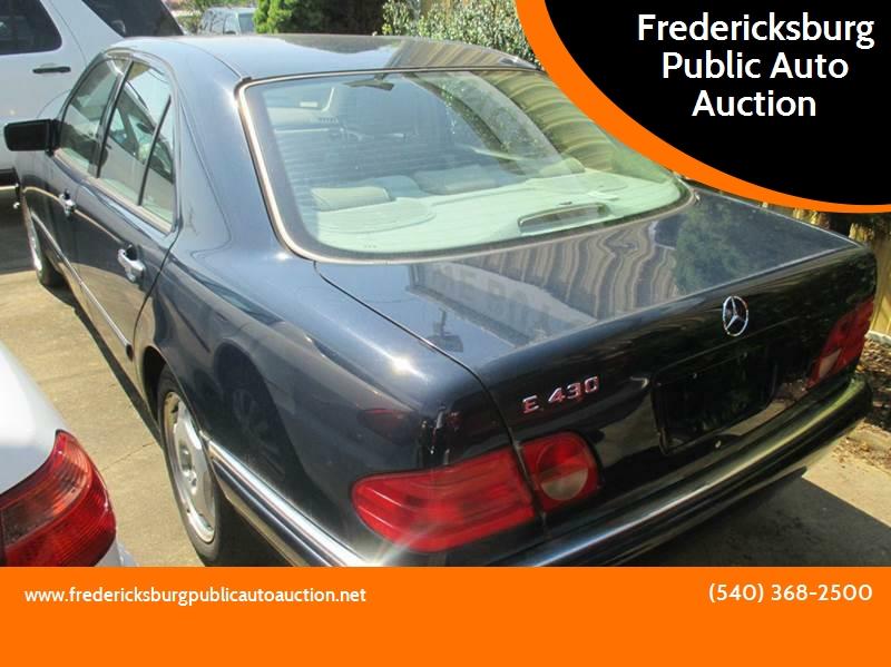 1999 Mercedes Benz E Class   Fredericksburg, VA RICHMOND VIRGINIA Sedan  Vehicles For Sale Classified Ads   FreeClassifieds.com