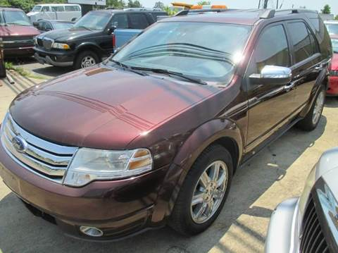 2009 Ford Taurus X for sale at FPAA in Fredericksburg VA