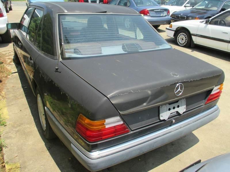 1990 mercedes benz 300 class in fredericksburg va for Mercedes benz fredericksburg va