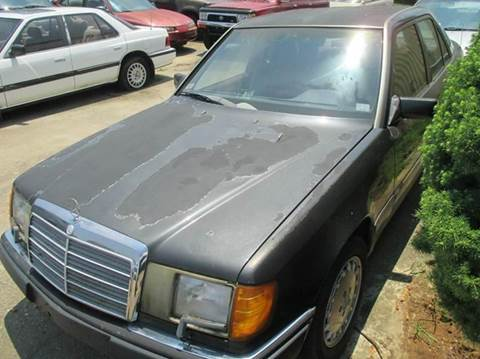 1990 Mercedes-Benz 300-Class for sale in Fredericksburg, VA