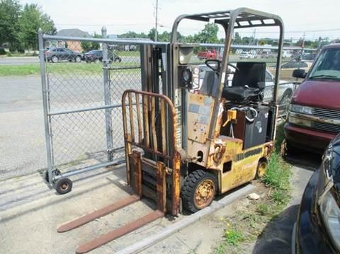1987 Yale Forklift for sale in Fredericksburg, VA