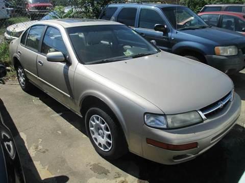 1998 Nissan Maxima for sale in Fredericksburg, VA