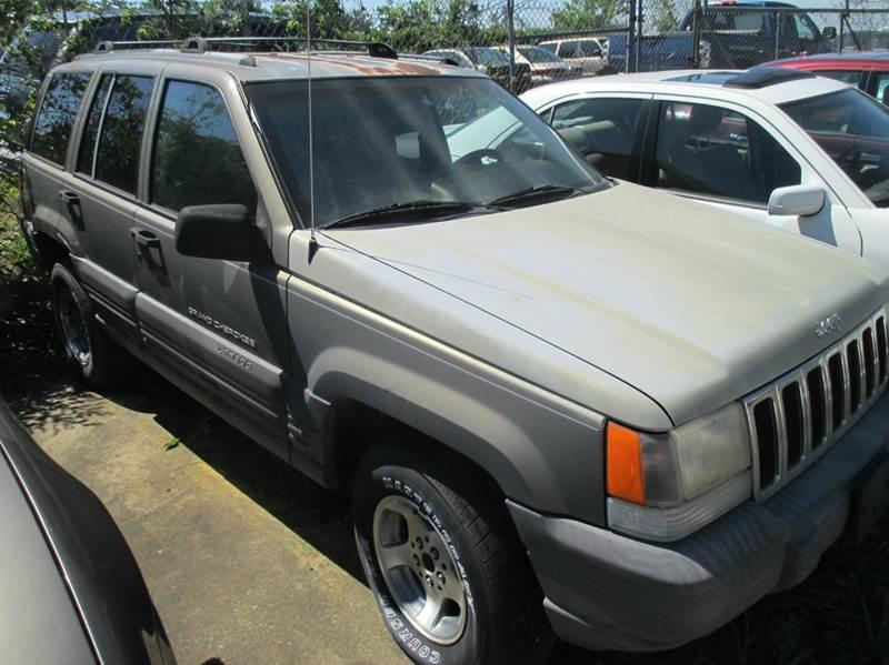 1996 Jeep Grand Cherokee For Sale At Fredericksburg Public Auto Auction In  Fredericksburg VA