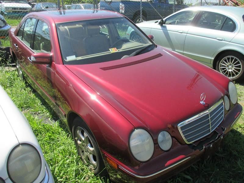 2002 mercedes benz e class in fredericksburg va for Mercedes benz fredericksburg va