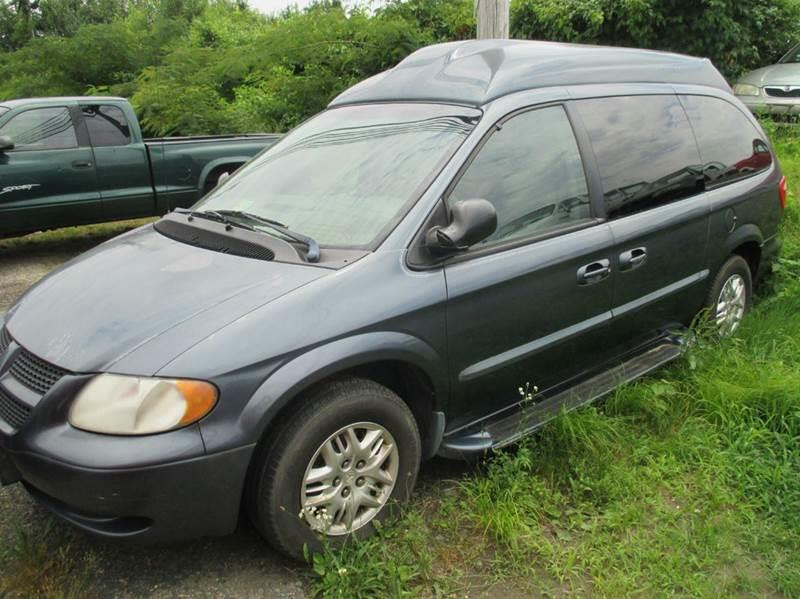 2002 Dodge Grand Caravan For Sale At Fredericksburg Public Auto Auction In  Fredericksburg VA