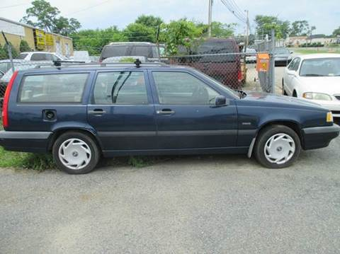 1997 Volvo 850 for sale at FPAA in Fredericksburg VA