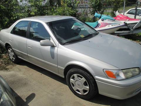 2001 Toyota Camry for sale at FPAA in Fredericksburg VA