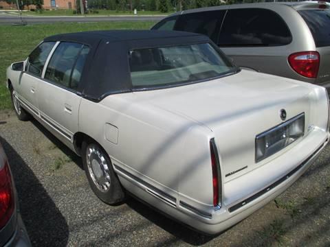 1999 Cadillac DeVille for sale in Fredericksburg, VA