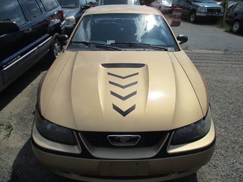 2000 Ford Mustang for sale in Fredericksburg, VA