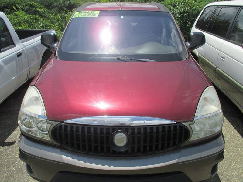 2004 Buick Rendezvous for sale at FPAA in Fredericksburg VA
