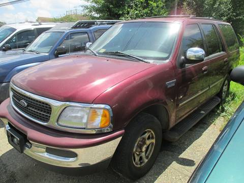 1998 Ford Expedition for sale at FPAA in Fredericksburg VA