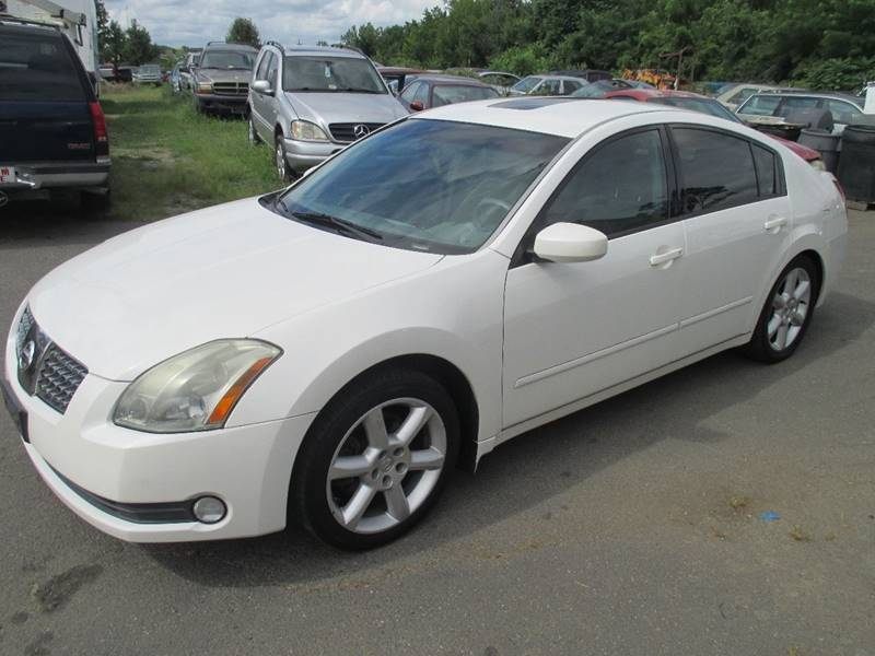 2006 Nissan Maxima For Sale At Fredericksburg Public Auto Auction In  Fredericksburg VA