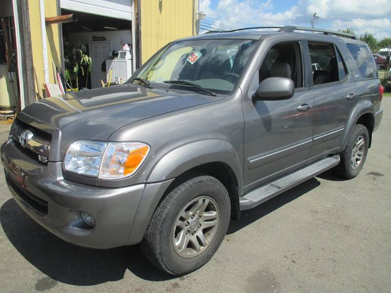 2006 toyota sequoia sr5 4dr suv 4wd in fredericksburg va fredericksburg public auto auction. Black Bedroom Furniture Sets. Home Design Ideas