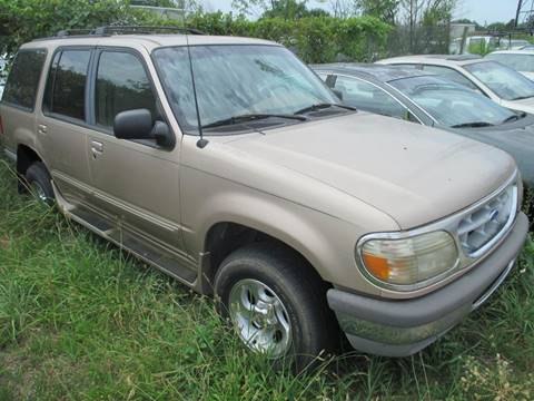1996 Ford Explorer for sale in Fredericksburg, VA