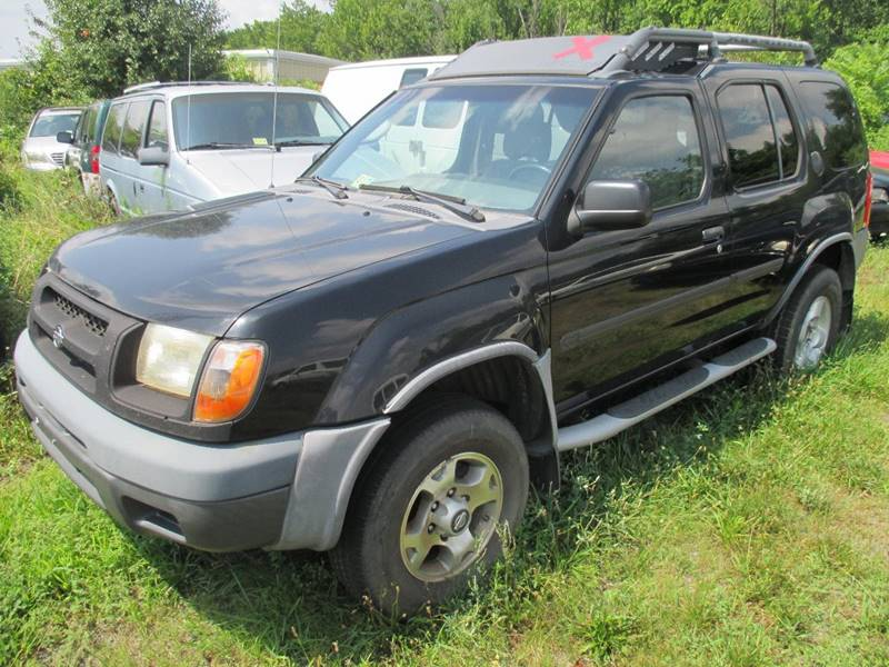 2000 nissan xterra se in fredericksburg va. Black Bedroom Furniture Sets. Home Design Ideas