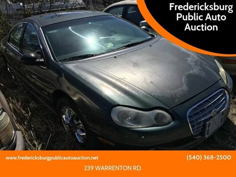 2000 Chrysler LHS for sale in Fredericksburg, VA