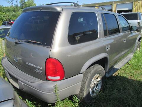 2003 Dodge Durango for sale in Fredericksburg, VA