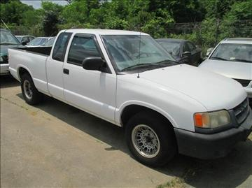 2000 Isuzu Hombre for sale at FPAA in Fredericksburg VA
