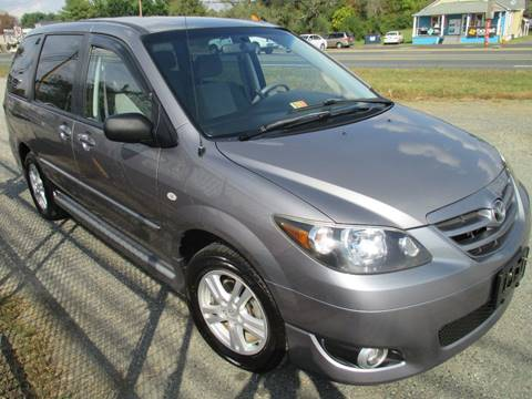 2004 Mazda MPV for sale at FPAA in Fredericksburg VA