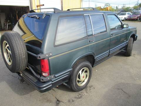 1993 Oldsmobile Bravada for sale at FPAA in Fredericksburg VA