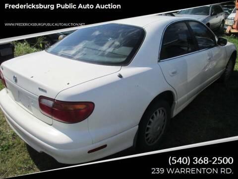 1995 Mazda Millenia for sale at FPAA in Fredericksburg VA