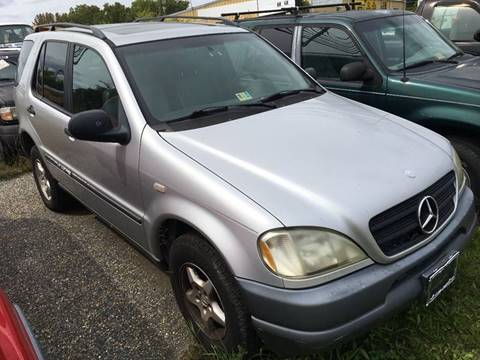1998 Mercedes-Benz M-Class for sale at FPAA in Fredericksburg VA