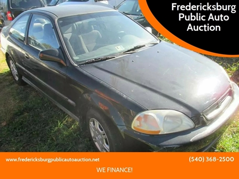 1997 Honda Civic for sale in Fredericksburg, VA