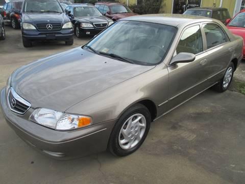 2001 Mazda 626 for sale at FPAA in Fredericksburg VA