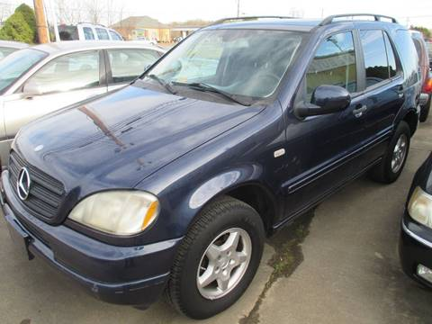 2001 Mercedes-Benz M-Class for sale at FPAA in Fredericksburg VA