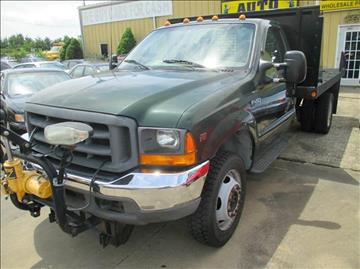 1999 Ford F-450 XL Super Duty Plow Truck for sale in Fredericksburg, VA
