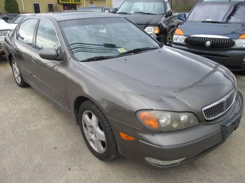 2001 Infiniti I30 for sale at FPAA in Fredericksburg VA