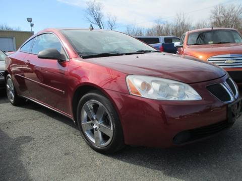 2009 Pontiac G6 for sale at FPAA in Fredericksburg VA