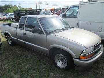 2000 Chevrolet S-10 for sale at FPAA in Fredericksburg VA
