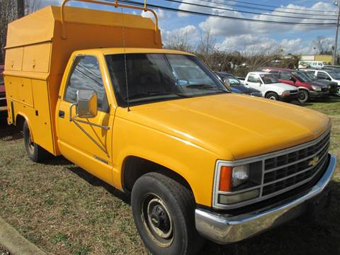 92 chevy 3500 dually