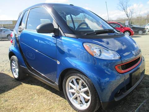 2008 Smart fortwo for sale at FPAA in Fredericksburg VA