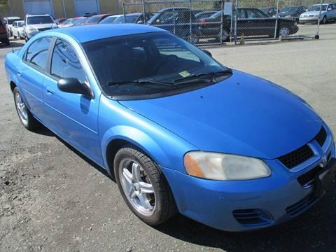 2005 Dodge Stratus for sale at FPAA in Fredericksburg VA