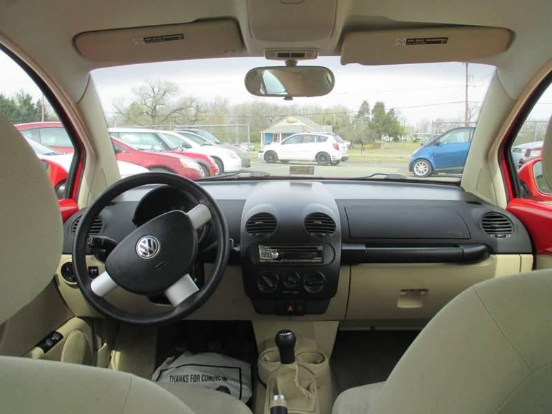Auto For Sale Fredericksburg Va: 2003 Volkswagen New Beetle In Fredericksburg VA