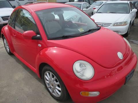 2003 Volkswagen New Beetle for sale in Fredericksburg, VA